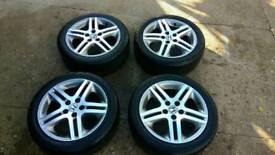"Honda Accord Exclusive 17"" Wheels 5x114.3"
