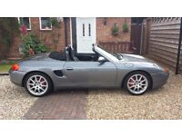Boxster 3.2 triptronic excellent condition low mileage