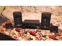 AKAI Amp/TANNOY Speakers