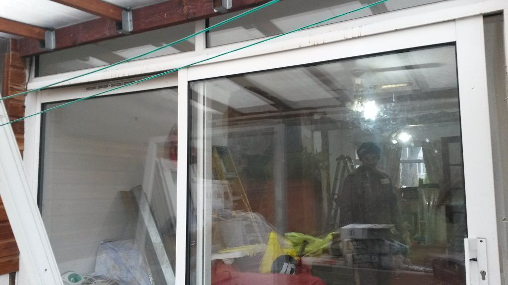 Upvc Sliding Patio Door 2700mm X 2100mm Approx 9ft X 7ft With