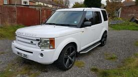 Landrover discovery 2.7 tdv6 7 seats