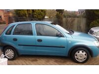 Vauxhall Corsa for sale only £350
