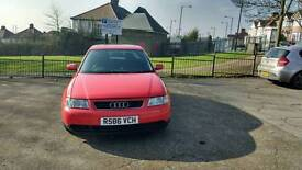 Audi A3 1998 1.6 petrol Automatic Decent Overall - BARGAIN