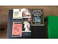 Greek History Textbook Bundle - £10