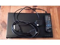 Toshiba SD-190EKB DVD Player Perfect Working Order with Remote and Cables (Two available)