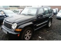 2007 57 JEEP CHEROKEE 2.8 CRDI FULL MOT 74000 MILES TOO SPEC OUTSTANDING CONDITION £2995