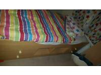 Single bed free