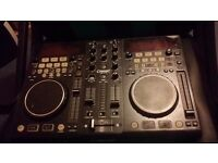 CITRONIC MPX10 DUAL MEDIA / MIDI MP3 PLAYER DJ CONTROLLER - Erdington B23