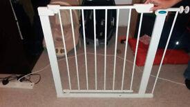 Babystart safety gate