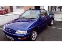 1994 Ford Escort Convertible 1.8si 130 bhp
