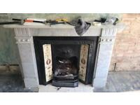 Victorian Fire place and surround