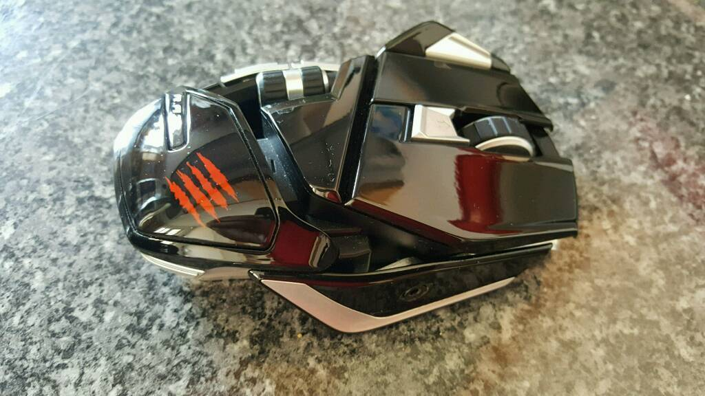 Gaming Mouse Mad Catz Office Rat