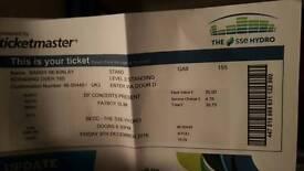 2 Fatboy Slim tickets