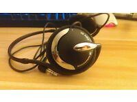 Sennheiser PMX 60 Neckband on-ear headphones