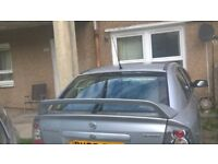 astra mk4 spoiler and lights