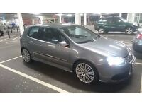 **IMMACULATE** MK5 GOLF R32 DSG 3DR 62K! LEATHER, AC, SAT NAV, WARRANTY + FVWSH/SPECIALIST