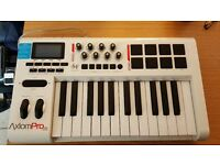 M-Audio Axiom Pro 25 USB/Midi Keyboard - £25
