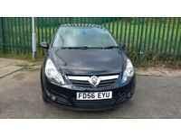 Vauxhall Corsa SXI A/C with 12 months MOT. Great condition for its age. Interior still intact