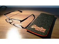 Superdry Renegade Matte Black Unisex Glasses