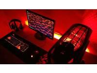 ULTIMATE i5 Gaming PC setup 8GB RAM GTX 750ti Quad Core