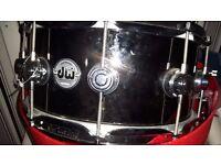DW snare drum collectors edition