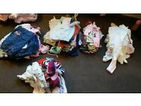 Job lot baby clothes. (9-12 months)