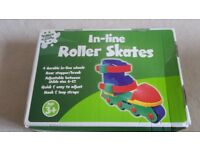 Childrens roller skates brand new in box