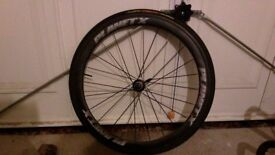 Planet X 50mm Carbon Tubular Wheelset