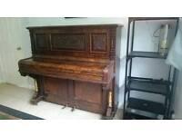 Ornate Antique Piano