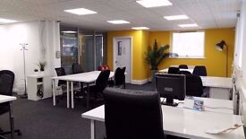Exciting Co-Working & Desk Space At The Werks In Hove - Available Now!