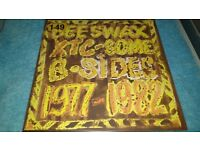 XTC-BEESWAX-RARE VINYL ALBUM IN VGC
