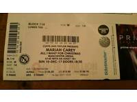 Mariah Carey - All I want for Christmas Concert - Manchester 10th December
