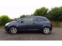 Corsa 1.3L Diesel 3 Door 2008*Ready to go* FULL MOT*