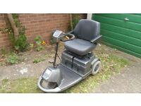 STERLING B E C ALL TERAIN 3 WHEEL Mobility Scooter 25 STONE LIMIT COMES APART IN 4 SECTIONS
