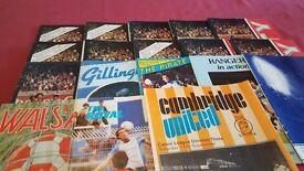 Bristol city programs 1984/85 season