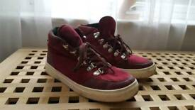 Ilse Jacobsen hightops size 6