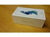 iphone 6s sim free unlocked silver new