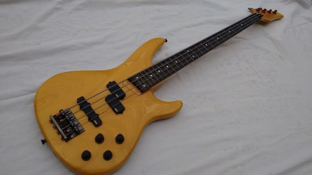 yamaha rbx1000 bass guitar made in japan flagship model