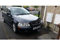 Good clean volvo S40 for sale or swap