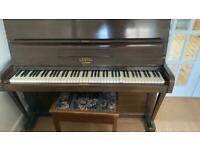 Piano and Stool Free If Collected
