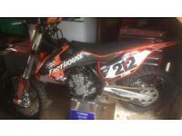 2016 KTM 450sx