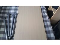 Ikea desk ( beech )