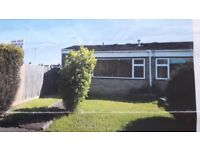 Two bedroom bungalow. Unfurnished. Quiet village location all amenities near by.