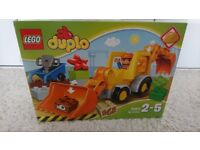 Lego Duplo 10811 Backhoe loader in excellent condition