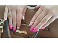 Mobile gel nails, shellac, pedicure, nail extensions and overlays