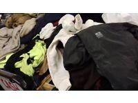 Joblot of 10 bales of kids clothes grade B