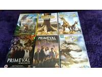 Dinosaur dvd collection