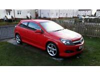 vauxhall Astra sri x pack (may px)