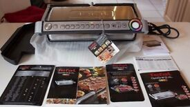 Tefal GC713D40 Optigrill+ Grill, 6 Automatic Settings and Cooking Sensor