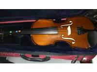 The stentor Student 2 half size violin